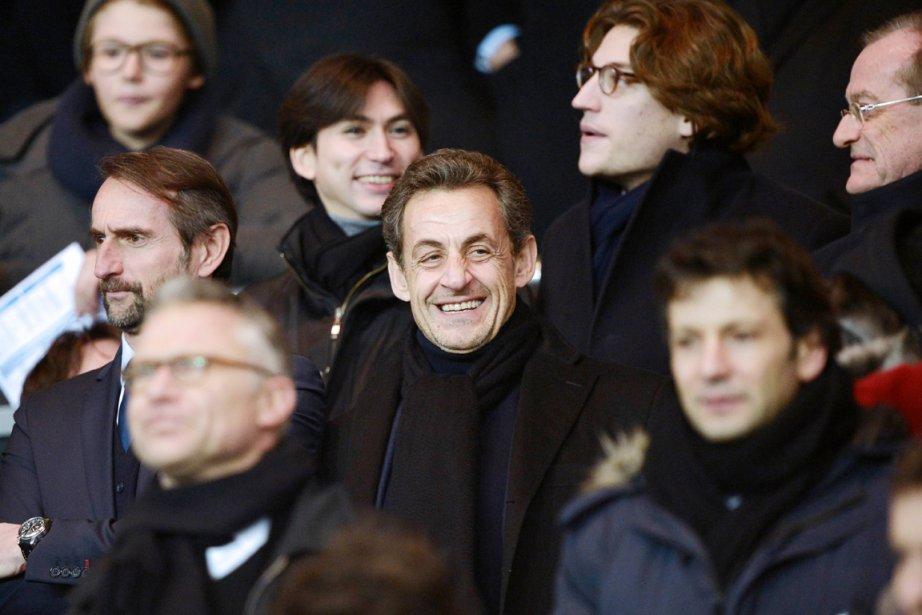 L'ex-président français affirme ne pas avoir envie de... (PHOTO MIGUEL MEDINA, AFP)