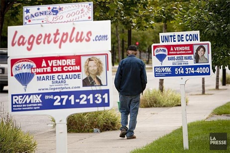 Bonne nouvelle pour les acheteurs de... (Photo: David Boily, archives La Presse)