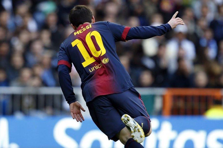 Lionel Messi... (Photo Paul Hanna, Reuters)
