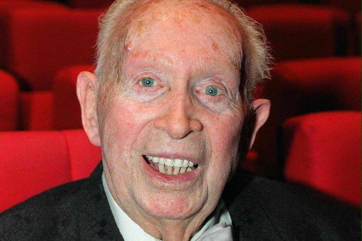 Charles Trénet... (Photo: archives AFP)