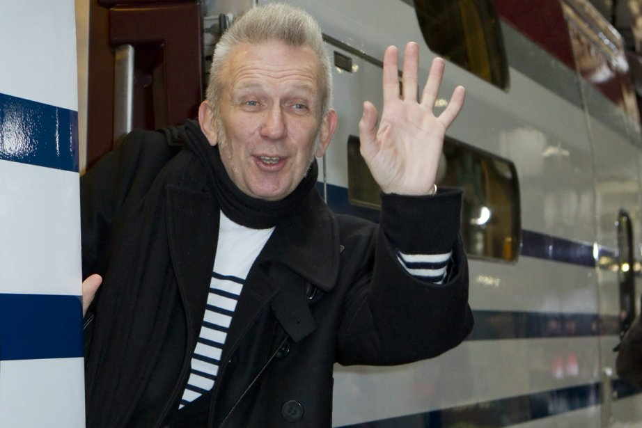 Jean Paul Gaultier... (Photo: Reuters)