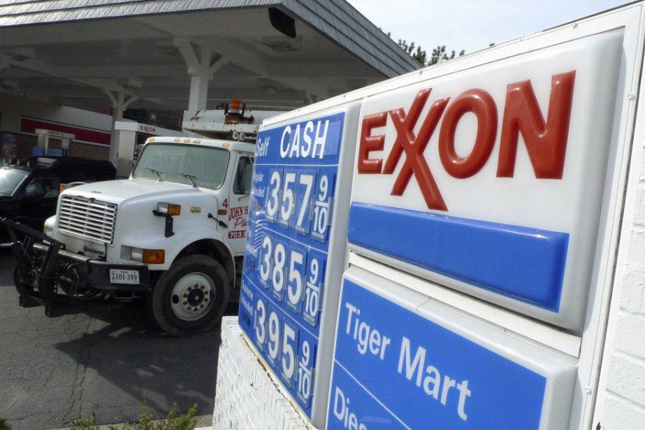 Le géant pétrolier américain ExxonMobil a dévoilé un plan d'investissements...