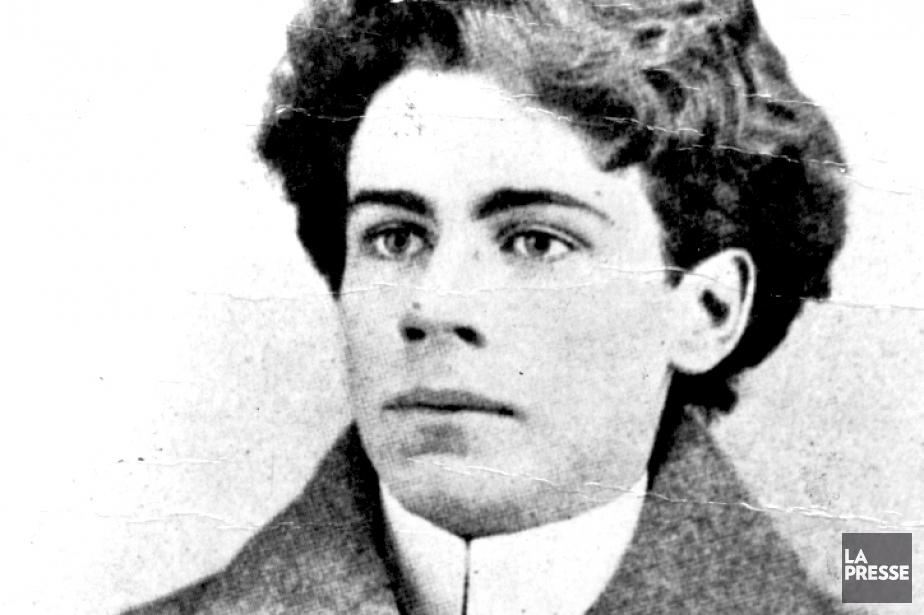 Émile Nelligan... (Photo: archives La Presse)