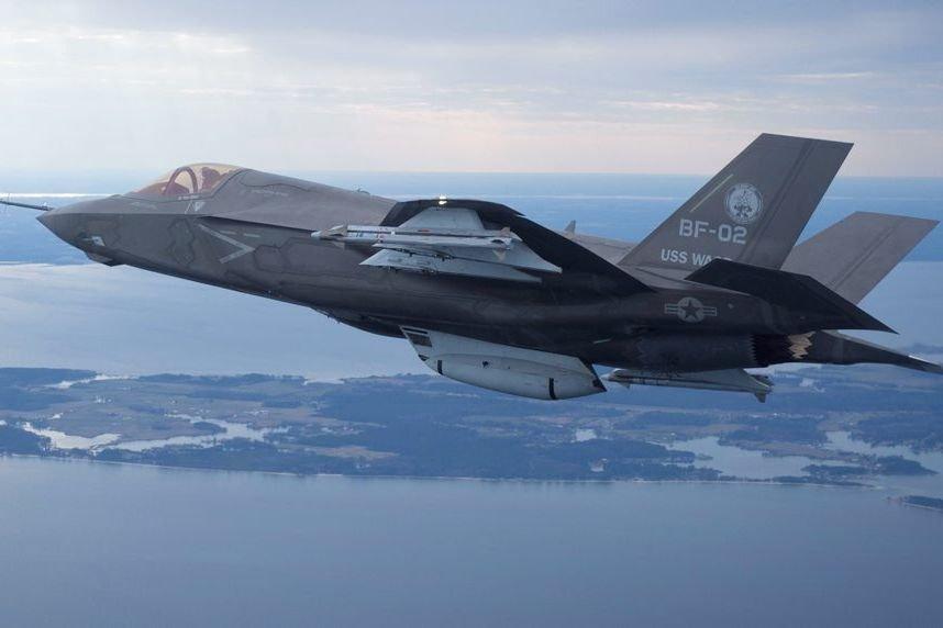 Un pilote américain a déclaré que «l'appuie-tête est... (HANDOUT)