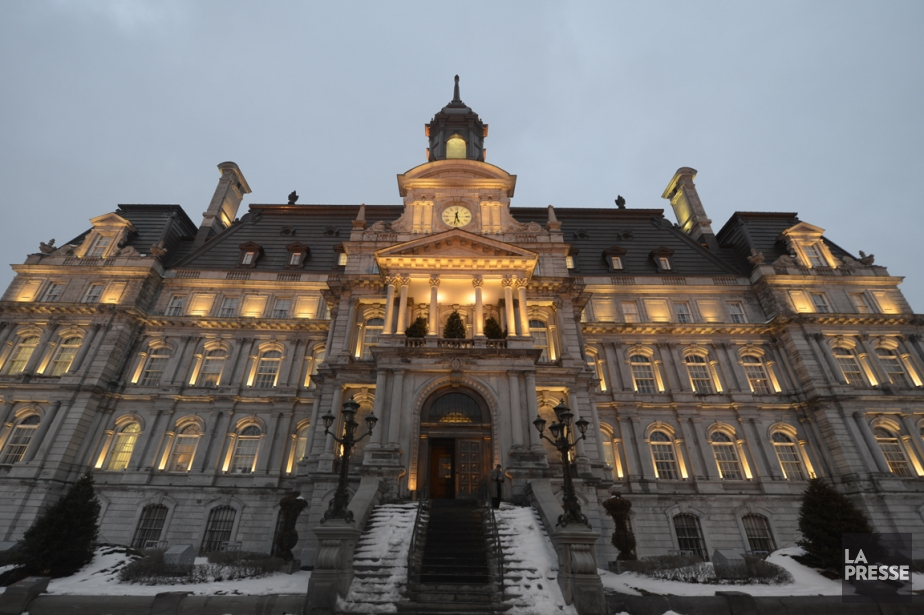 La Ville de Montréal tentera ce... (Photo Bernard Brault, archives La Presse)