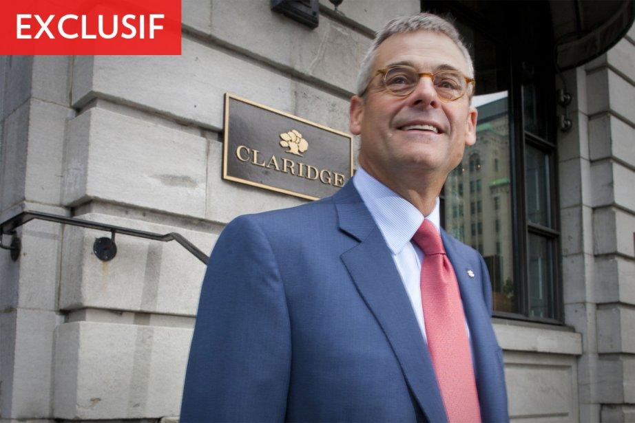 PierreBoivin, ex-PDG du Canadien, sera le fiducaire responsable... (Photo André Pichette, archives La Presse)