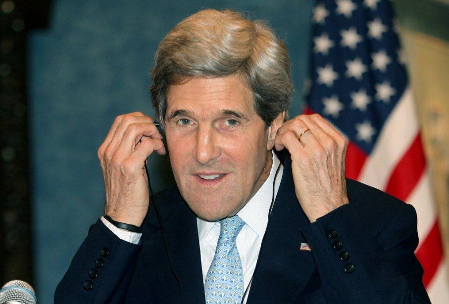 John Kerry...