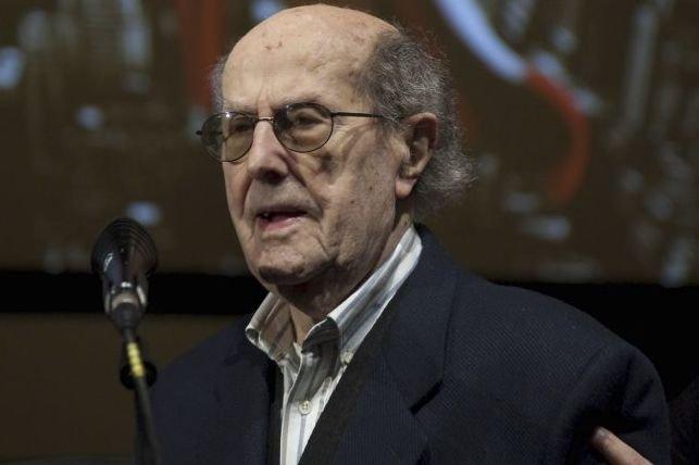 Le réalisateur Manoel de Oliveira, 104 ans, a... (Photo: AFP)