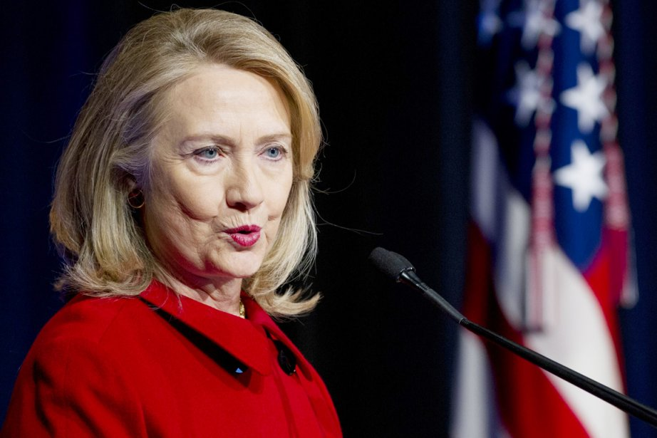Hillary Clinton, qui aura 69 ans le jour... (PHOTO SAUL LOEB, AFP)