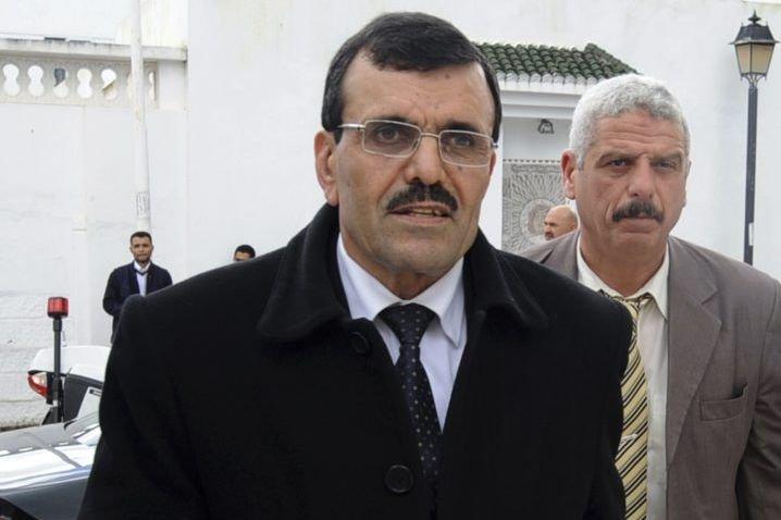 Ali Larayedh estchargé par le parti islamiste Ennahda... (PHOTO FETHI BELAID, AFP)