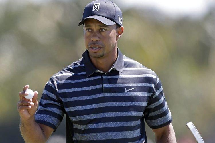 Tiger Woods... (Photo Wilfredo Lee, Associated Press)