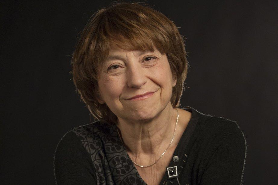 Françoise David... (PHOTO LA PRESSE)