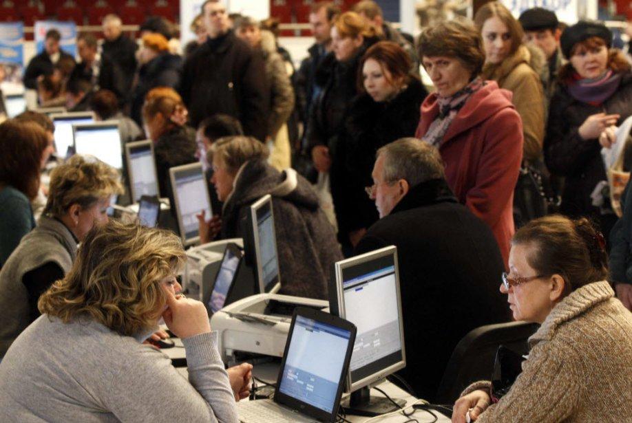 Une accélération des embauches à 236 000 pour février est annoncée et elle...