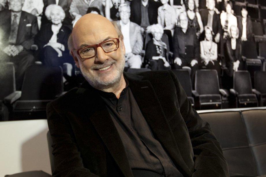 L'émission C'est bien meilleur le matin de René... (Photo: Hugo-Sébastien Aubert, La Presse)