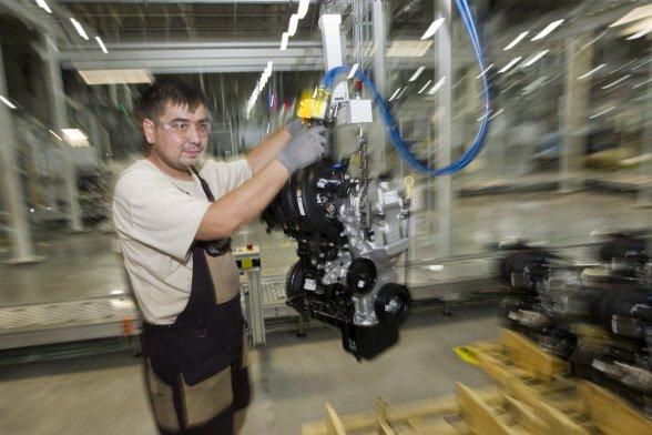 L'économie canadienne a donné l'impression vendredi qu'elle pourrait être prête...