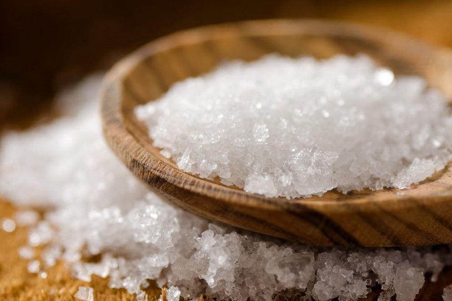 Une alimentation trop salée pourrait... (Photo Foodio/shutterstock.com)