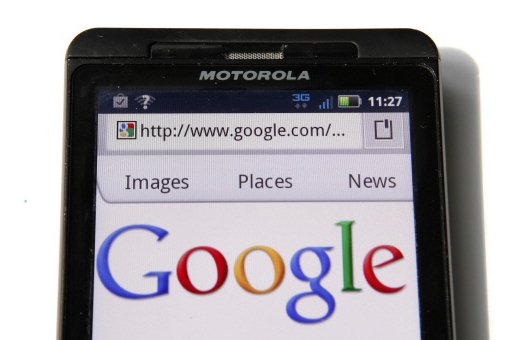 Google a annoncé l'abolition de 1200 emplois de plus dans sa division Motorola...