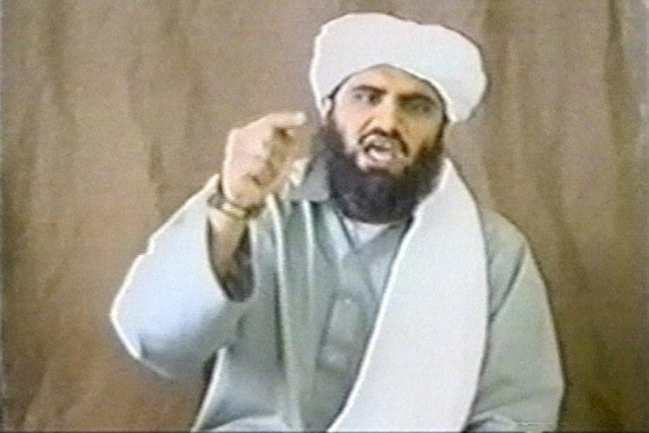 Le gendre d'Oussama ben Laden, Souleymane Abou Ghaith... (IMAGE REUTERS)