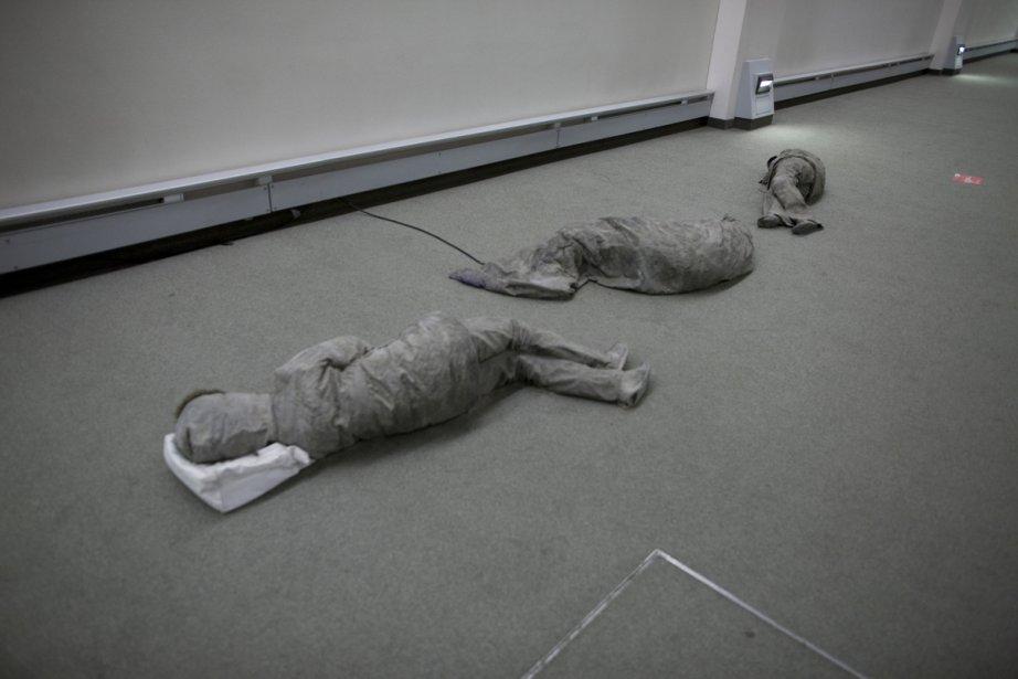 Les dormeurs de Sergio Clavijo...