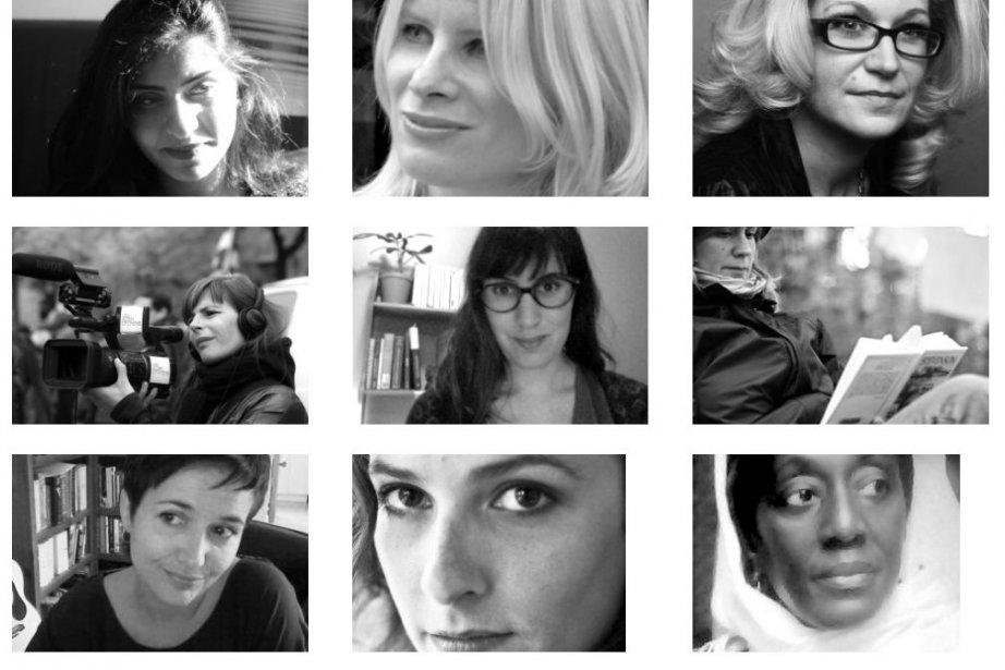 Le site Lesfeministes.com...