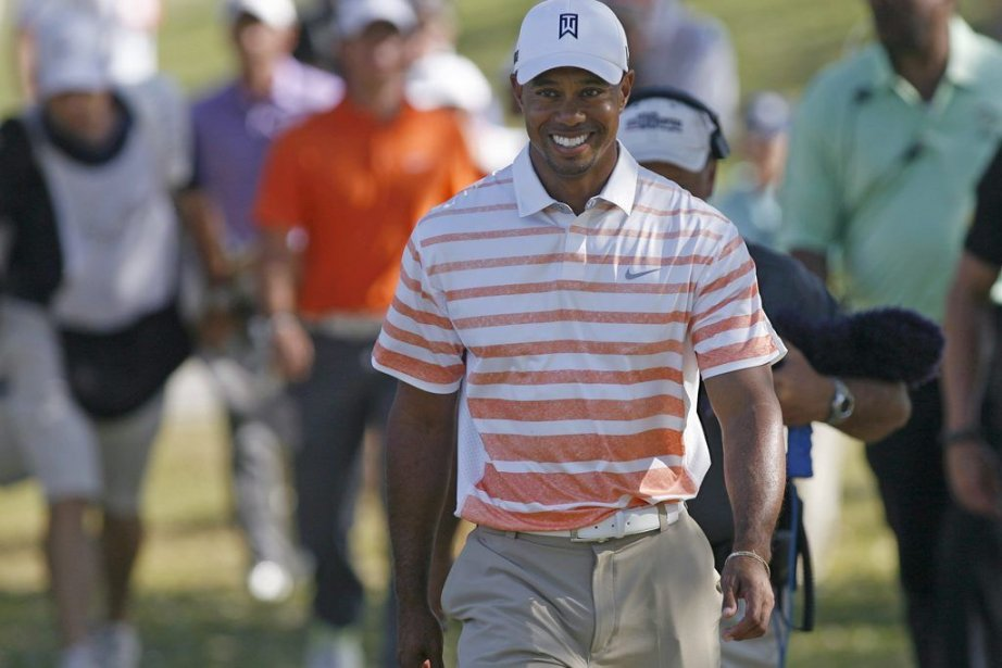 Tiger Woods... (Photo Andrew Innerarity, Reuters)