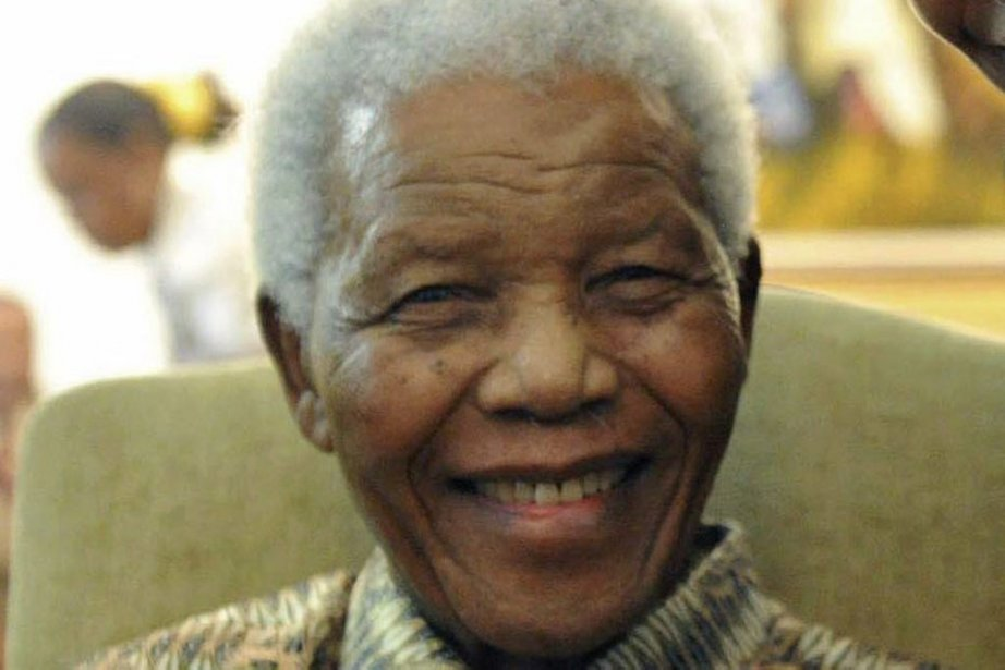 Nelson Mandela... (Photo Elmond Jiyane, archives Associated Press)