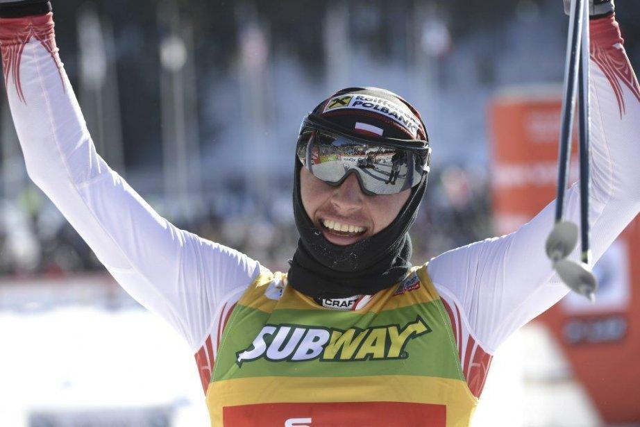 Justyna Kowalczyk... (Photo Agence France-Presse)