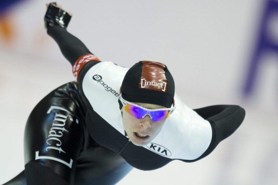 Christine Nesbitt... (Photo Peter Dejong, Associated Press)