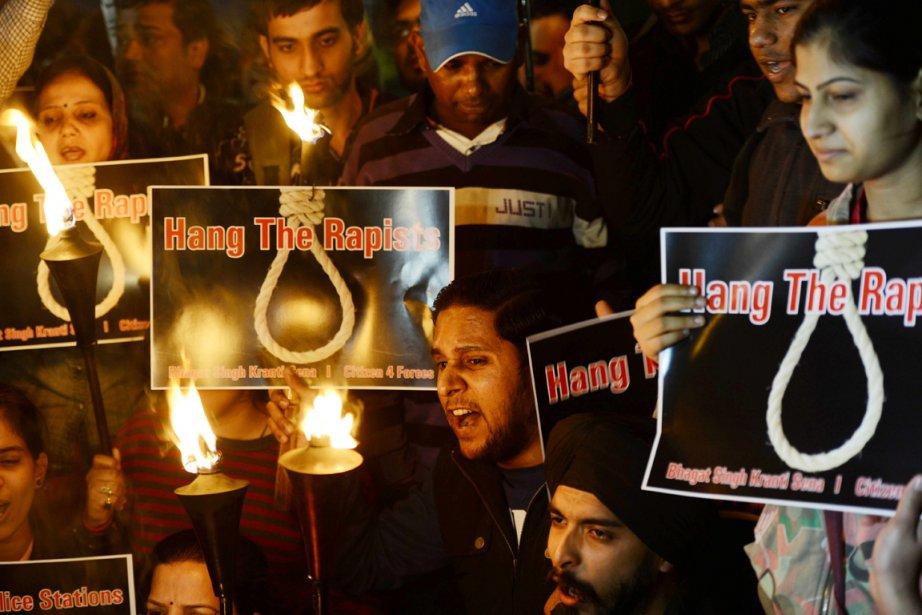 La peine de mort refait surface dans l'actualité... (PHOTO ARCHIVES AFP)
