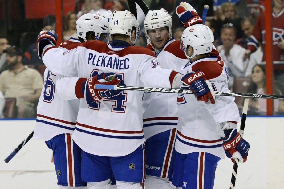 Le Canadien a complété une éreintante séquence de... (Photo Rhona Wise, Reuters)