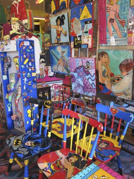 Galerie d'art Boom-art Rogers Studio.... | 2013-03-11 00:00:00.000