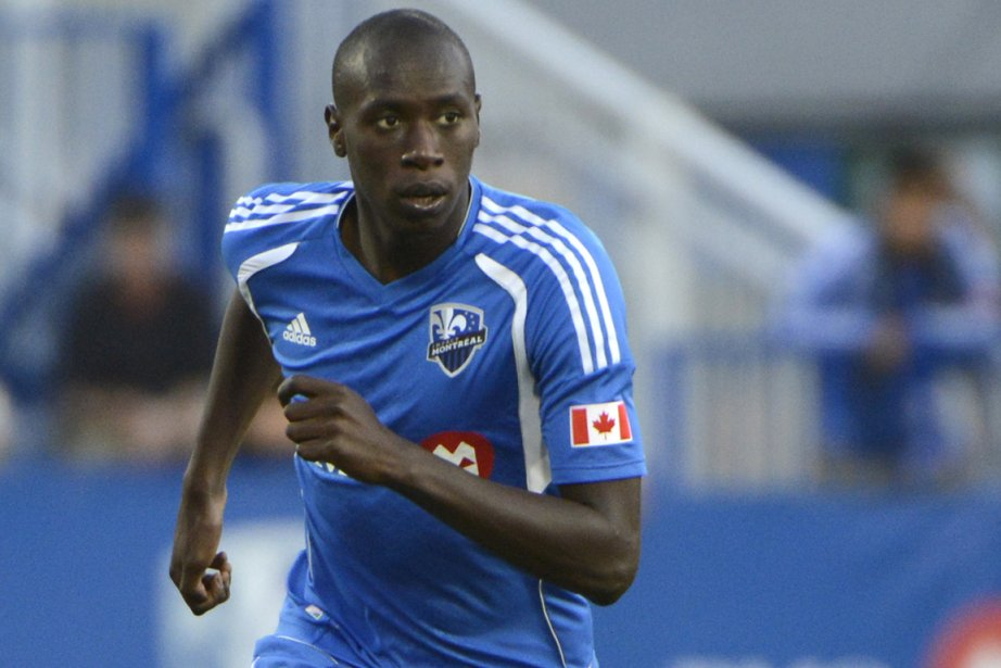 Hassoun Camara a connu un grand match à... (Photo Bernard Brault, archives La Presse)