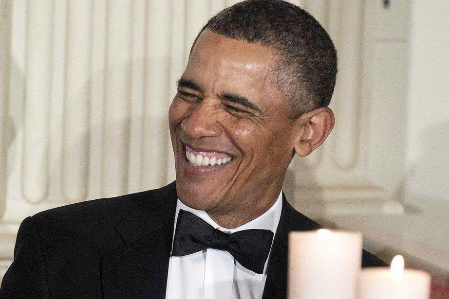 Le président américain Barack Obama.... (PHOTO JOSHUA ROBERTS, REUTERS)