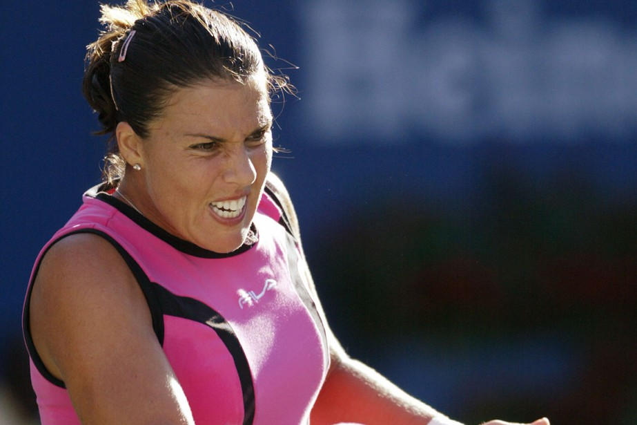Jennifer Capriati... (Photo Mandel Ngan, archives AFP)