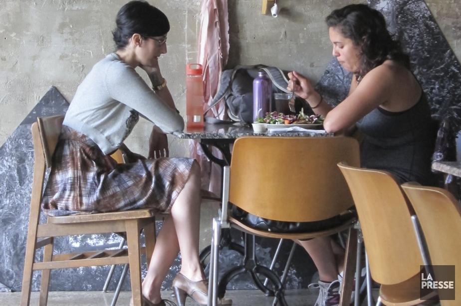 Le Stardust Coffee & Video.... (Photo Stéphanie Morin, La Presse)