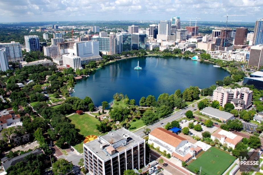 Le centre-ville d'Orlando.... (Photo fournie par Visit Orlando)