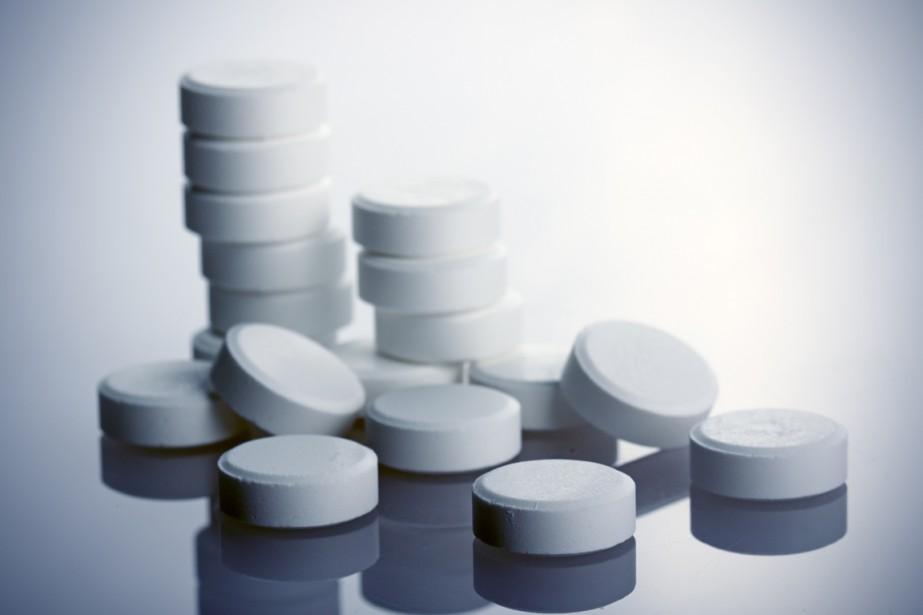 L'aspirine pourrait aider à réduire les risques de... (Photo : Relaxnews)