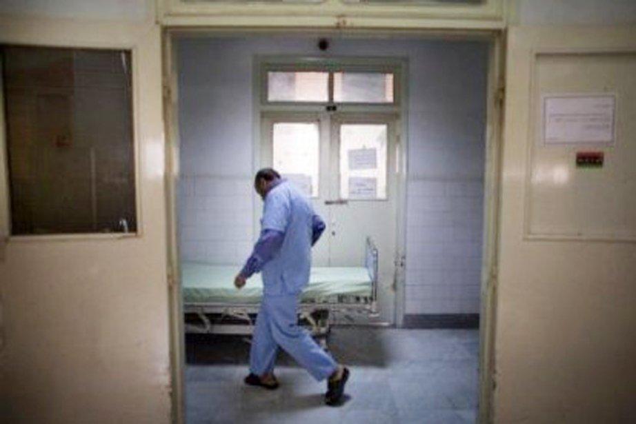 En outre, 378 personnes ont été empoisonnées, selon... (PHOTO LE POINT)