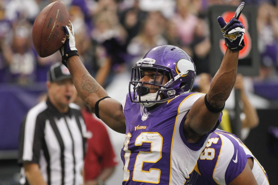 Percy Harvin... (Photo Andy King, AP)