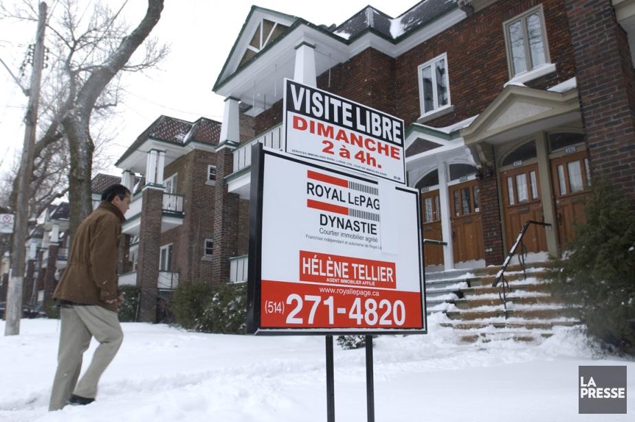 L'ensemble des catégories de propriétés a été touché... (Photo Robert Skinner, Archives La Presse)
