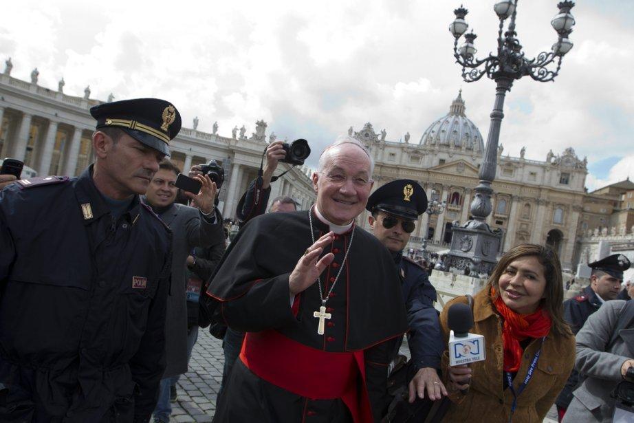 La possibilité que le cardinal Marc Ouellet accède... (Photo: AP)