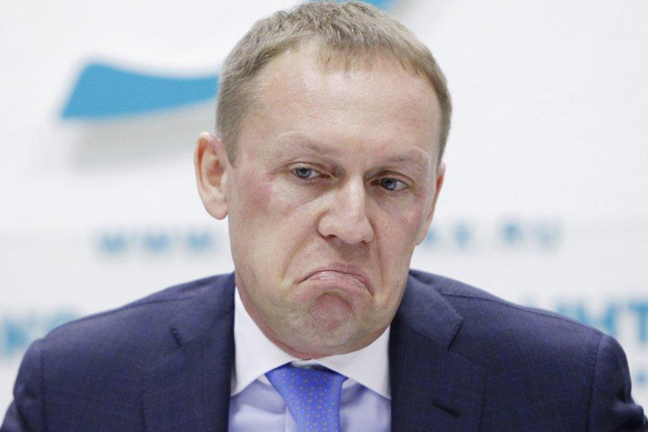 Devenu député en Russie, Andreï Lougovoï, considéré par... (PHOTO MAXIM SHEMETOV, REUTERS)
