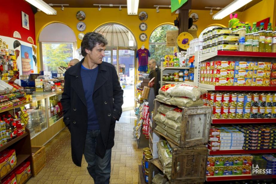Le chef Carles Abellan.... (Photo Alain Roberge, archives La Presse)