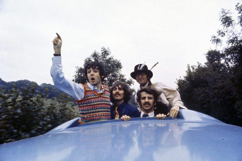 The Beatles' Magical Mystery Tour Revisited... (Photo: fournie par le FIFA)
