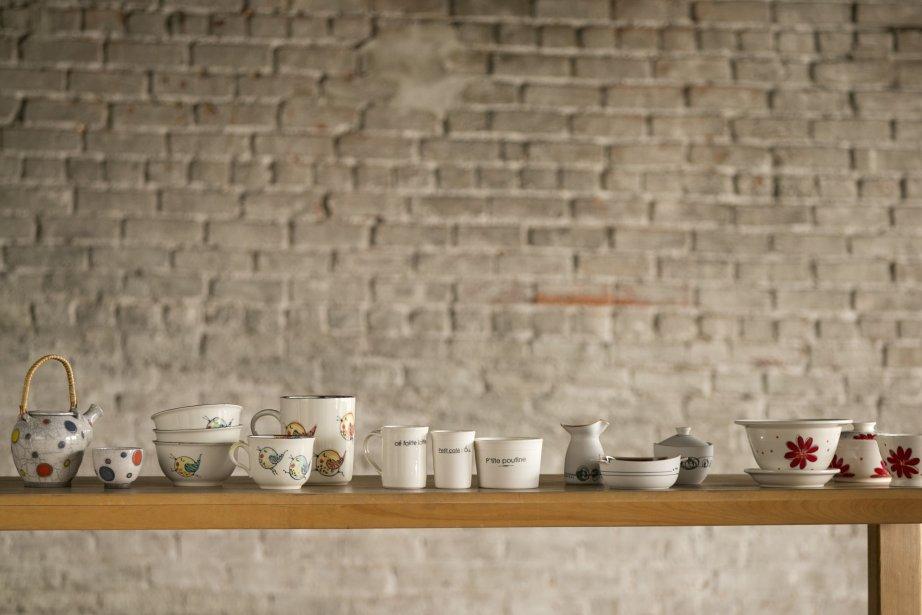 Les artisans d'ici connaissent bien l'art de la... (Photo David Boily, La Presse)