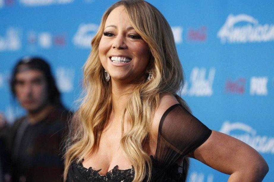 Mariah Carey... (Photo Mario Anzuoni, Reuters)