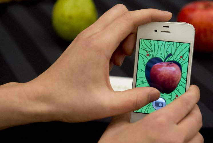 Des médecins en Tanzanie ont utilisé le zoom de la caméra de leur iPhone avec...