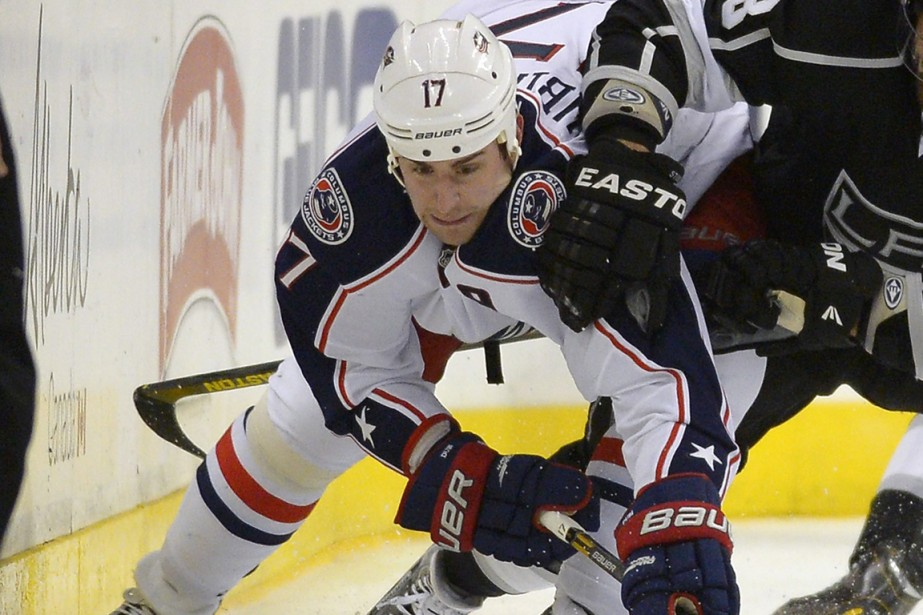 Brandon Dubinsky... (Photo Mark J. Terrill, AP)