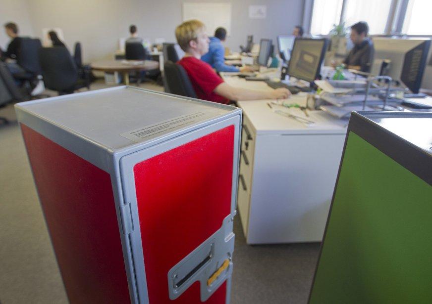 Si les petites entreprises, qui ne sont pas... (Photo Ivanoh Demers, La Presse)