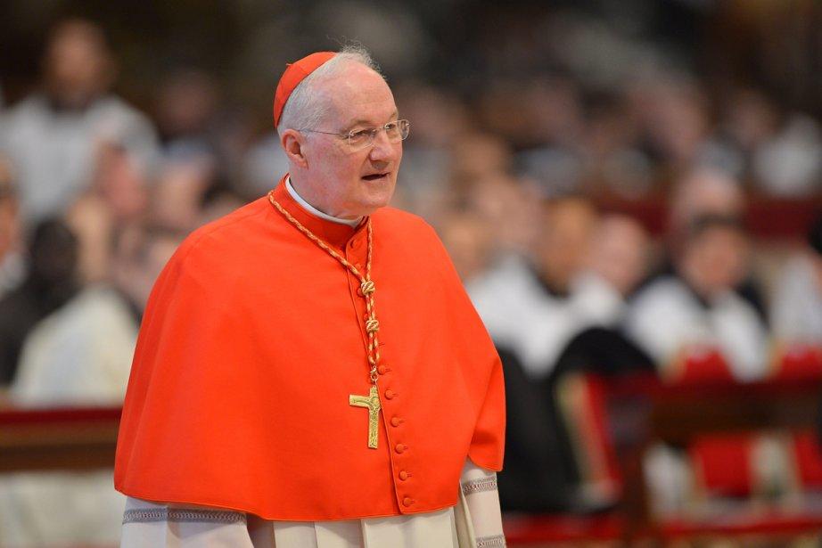 Le cardinal québécois Marc Ouellet.... (PHOTO GABRIEL BOUYS, AFP)